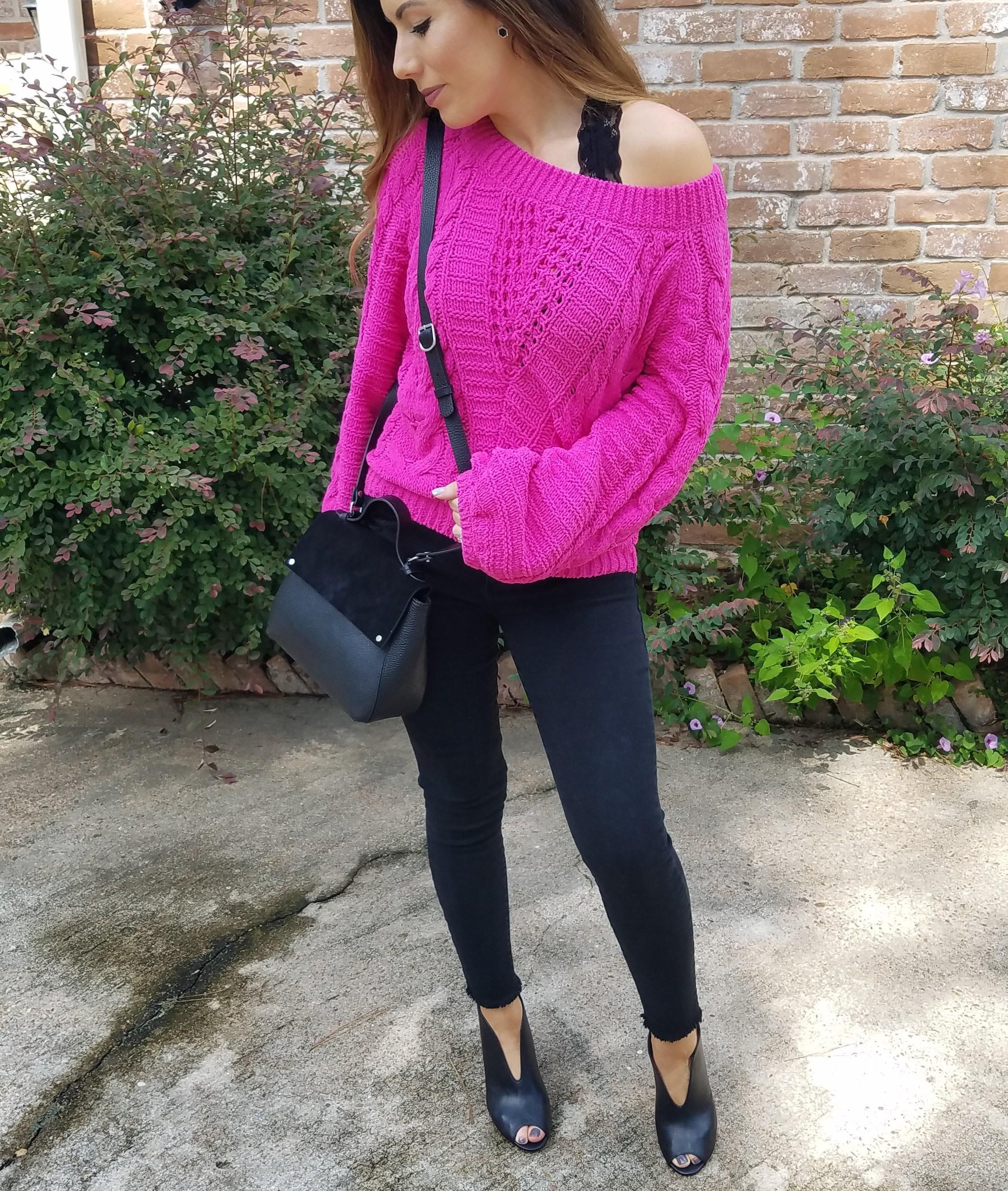 Houston Blogger Maria Munoz