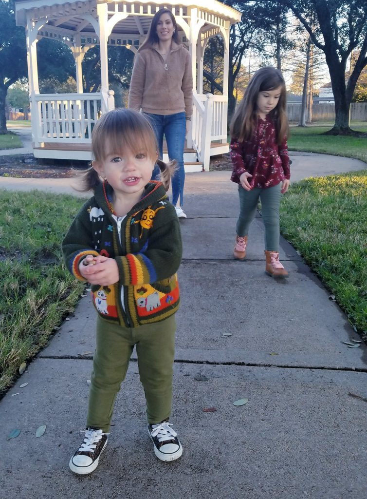 toddler tantrums in public