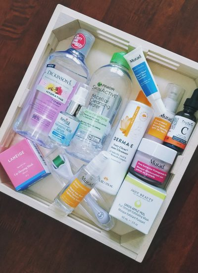 Acne-Clearing Skincare Routine