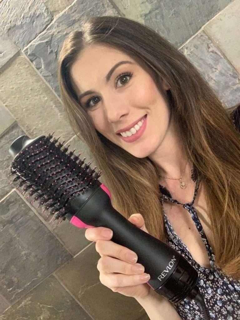 Revlon One Step Hair Dryer Review