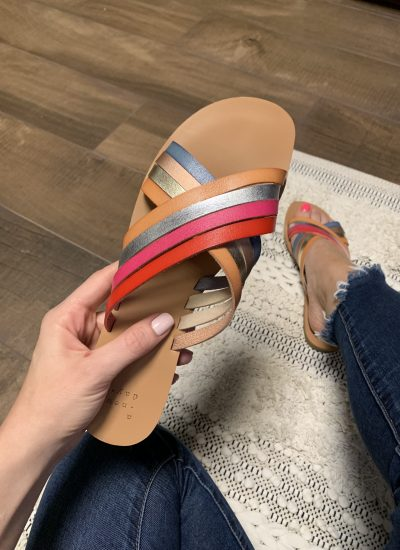 5 Sandal Trends You'll Love This Summer