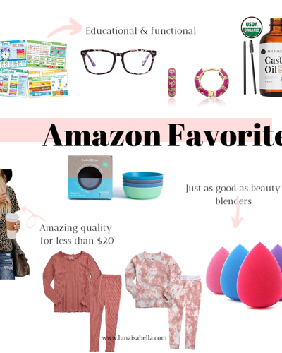 Amazon Finds & Favorites