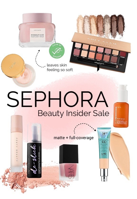 Lifestyle blogger Maria Munoz of Bella Style Living shares her Sephora beauty must haves.