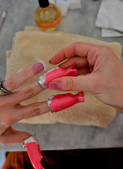 How to Remove Your Gel Nails at Home