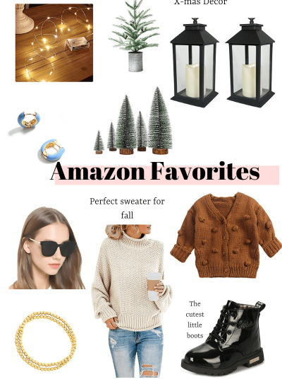 Affordable Amazon Finds + Favorites