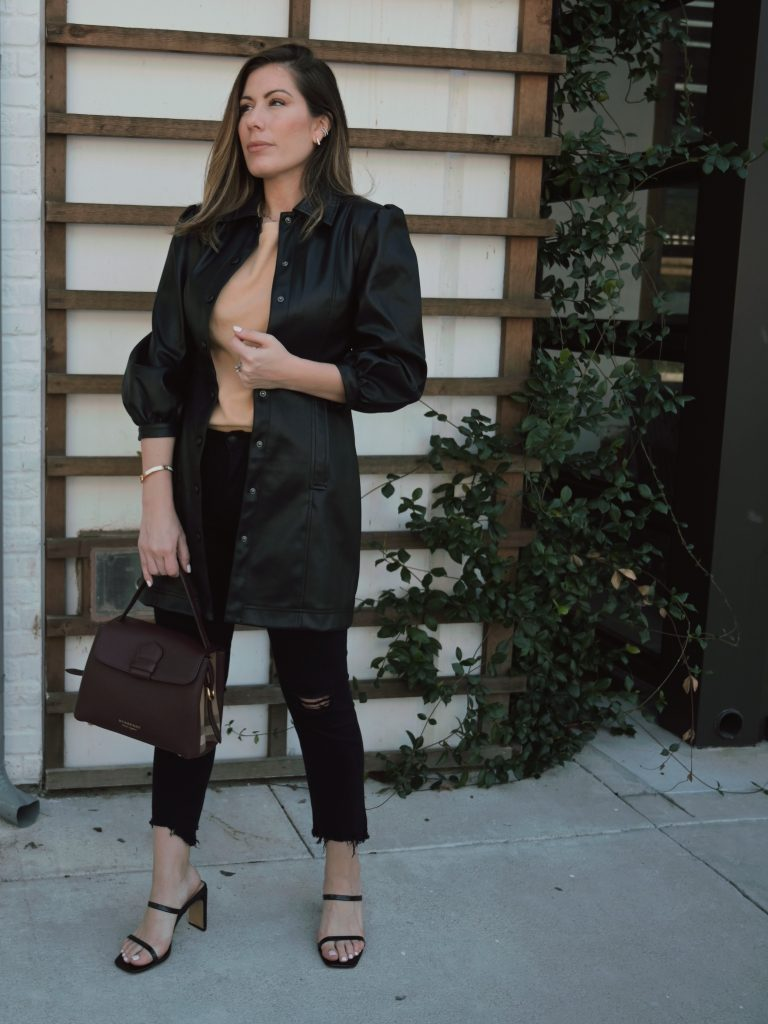 Top US style blogger shares how to style a chic fall outfit