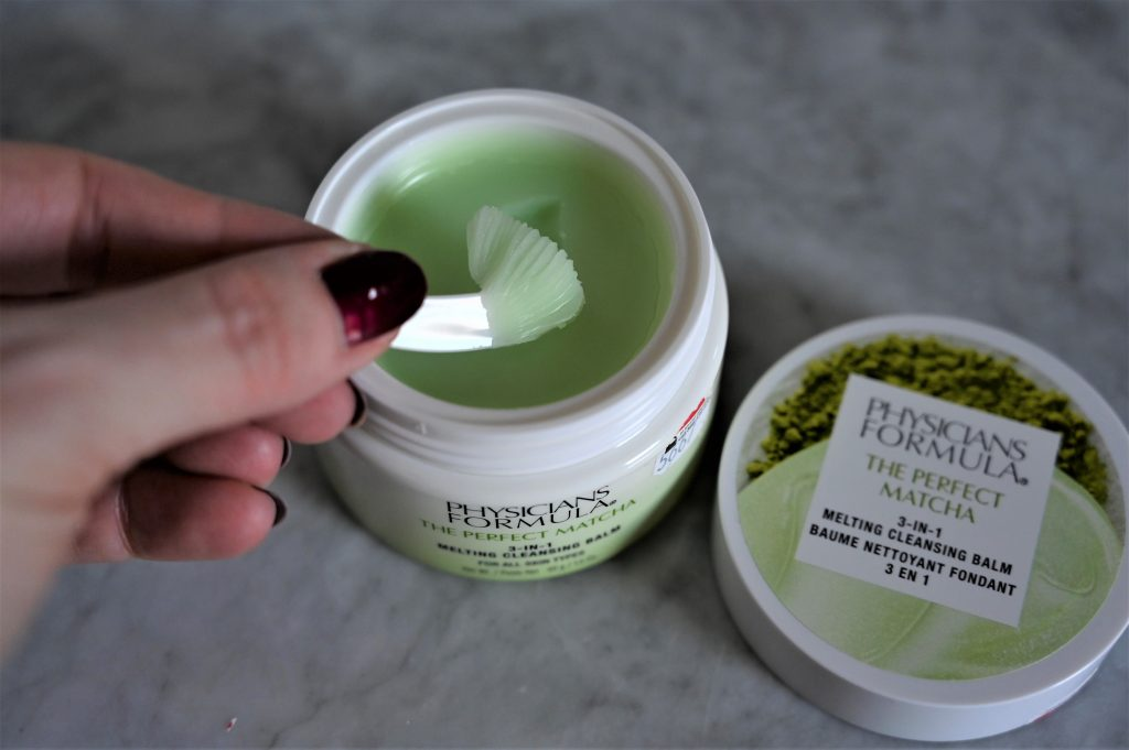 Scoop of Physicians Formula cleansing balm