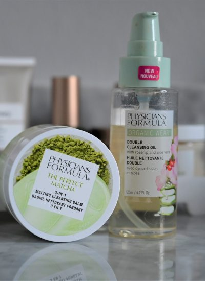 Double Cleanse Battle – Physician's Formula Cleansing Balm or Oil?