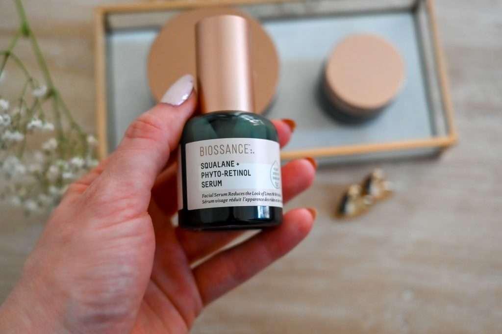 Houston lifestyle blogger Maria Munoz shares a biossance favorite for skincare