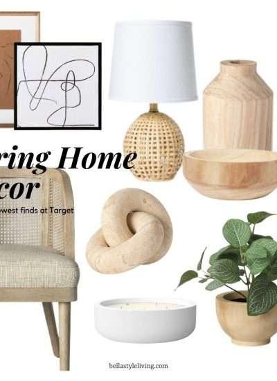 Target Spring Home Decor Ideas