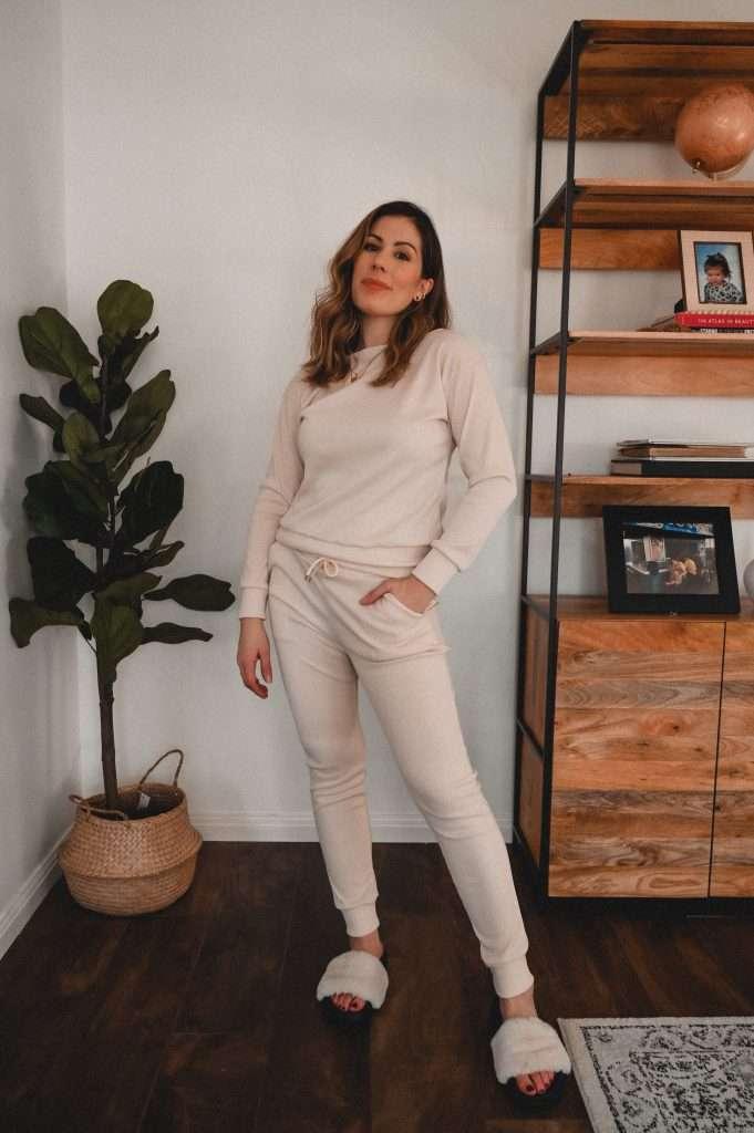 Houston style blogger Maria Munoz shares the best amazon loungewear sets