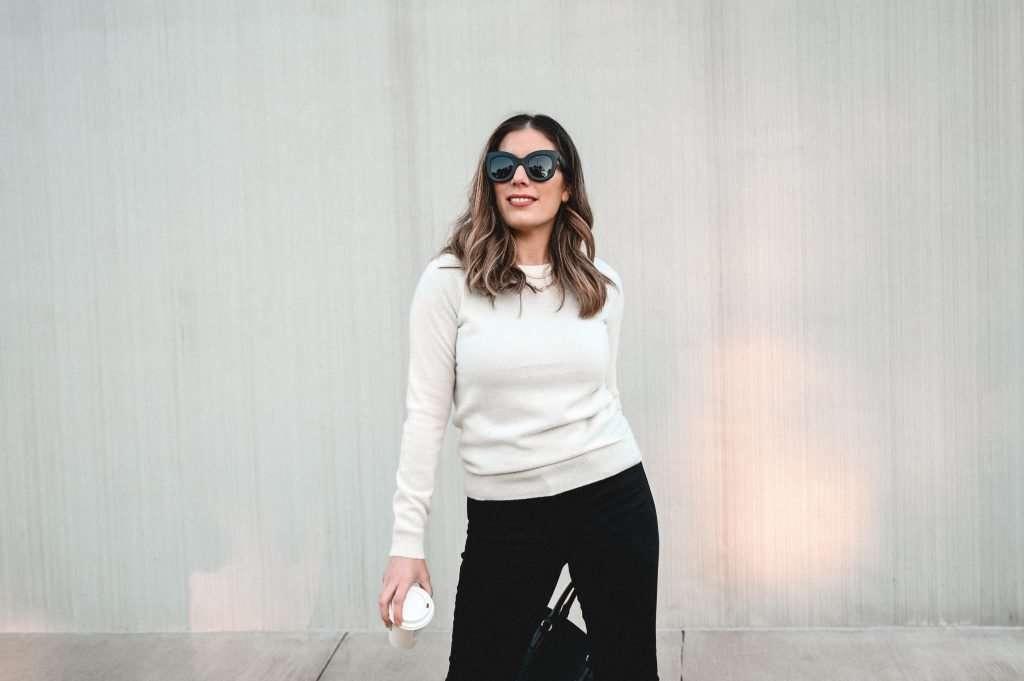 Houston fashion influencer Maria Munoz shares Mott & Bow denim review