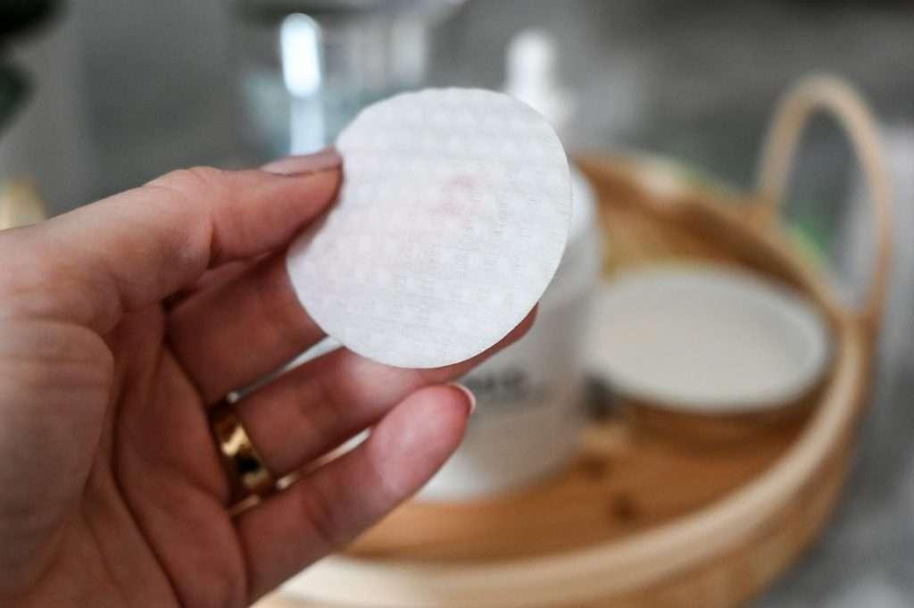 elemis dynamic resurfacing pads 60 padsn texture