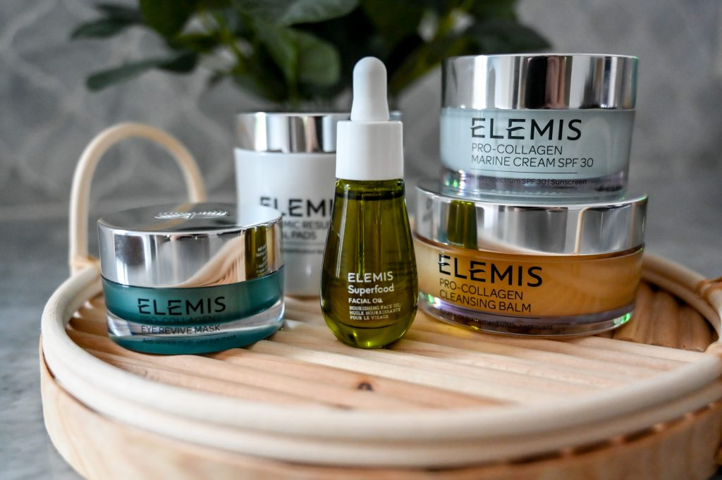 best elemis products for aging skin