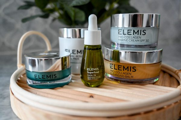 Sharing an ELEMIS skincare review