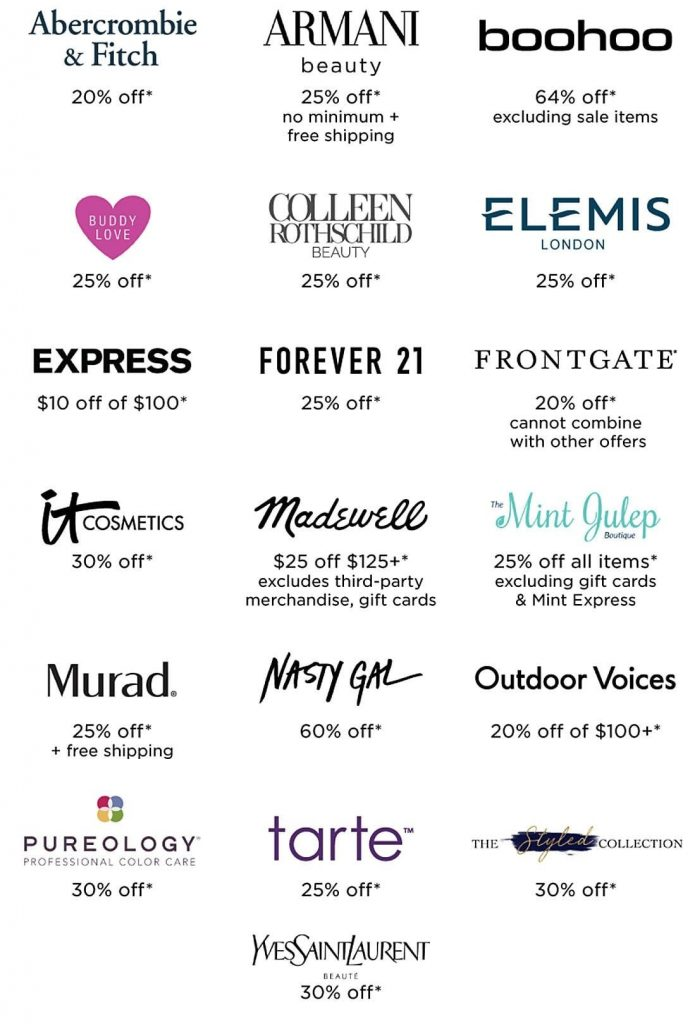 participating retailers for LiketoKnow it LTK sale day