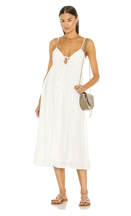 Majorelle Midi Dress