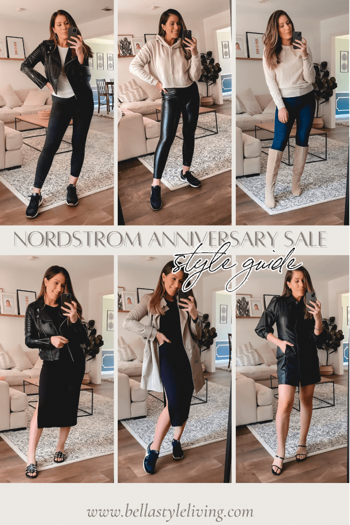 Houston blogger Maria Munoz shares how to style Nordstrom Anniversary Sale picks