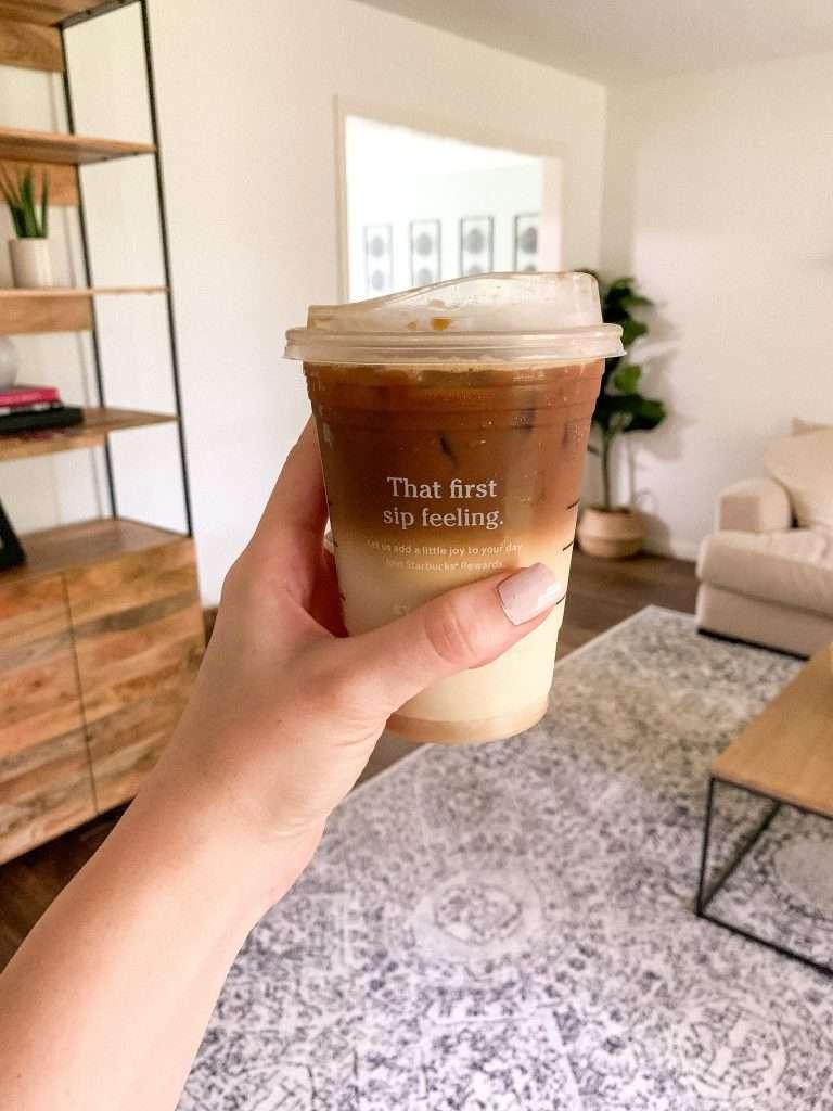 Healthy Starbucks drinks order
