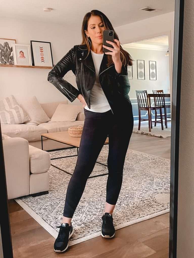 Houston style blogger Maria Munoz shares Nordstrom Sale athleisure
